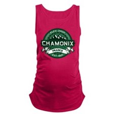 Chamonix Forest.png Maternity Tank Top