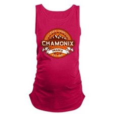 Chamonix Tangerine.png Maternity Tank Top