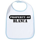 Property of Blanca Bib