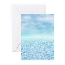 Sea of Serenity Greeting Cards (Pk of 10)