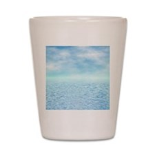Sea of Serenity Shot Glass