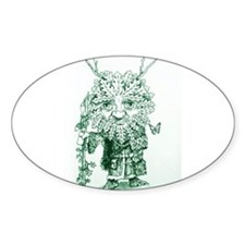 Greenman Decal