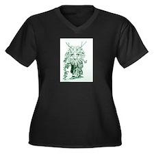Greenman Plus Size T-Shirt