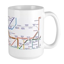 Mornington Crescent mug