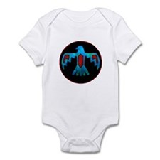 Red and Blue Thunderbird Infant Bodysuit