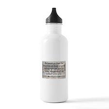 Matthew 6:33 Water Bottle