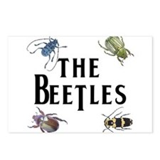 The Beetles Postcards (Package of 8)