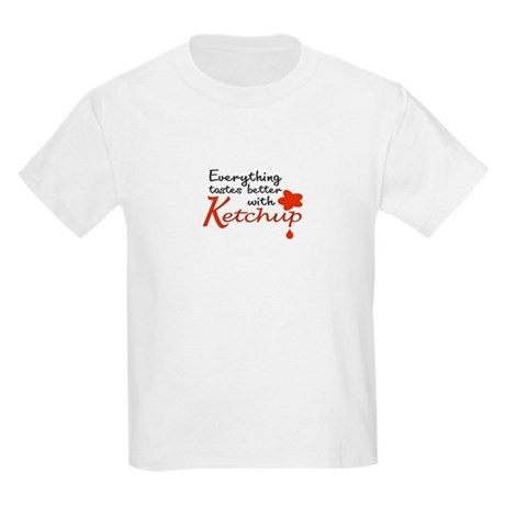Ketchup Kids Light T-Shirt