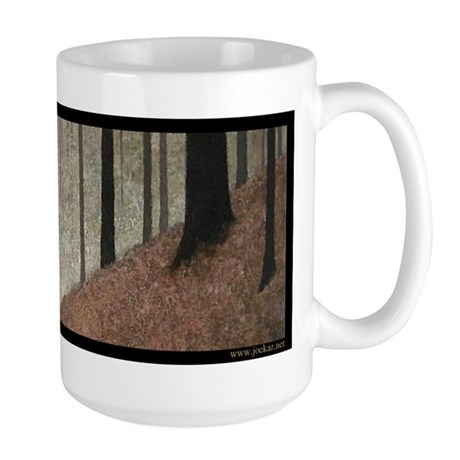 Coppermines Trail Large Mug