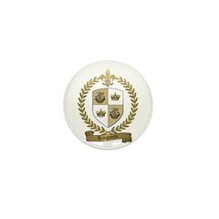 RINGUETTE Family Crest Mini Button (100 pack)
