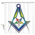 OES Mason Shower Curtain