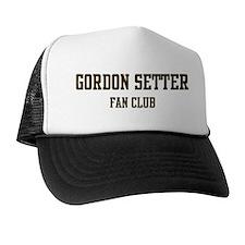 Gordon Setter Fan Club Trucker Hat