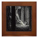 Harbour's Hansel & Gretel Framed Tile