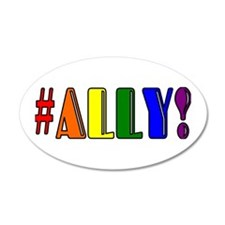 Ally Wall Decal