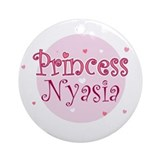 Nyasia Ornament (Round)