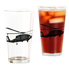 SH-60 Seahawk Drinking Glass