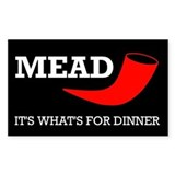 Mead Rectangle Decal