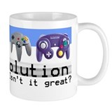 """Evolution"" Coffee Coffee Mug"