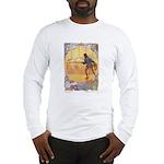 Tarrant's Sleeping Beauty Long Sleeve T-Shirt