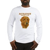 Retriever Owners Dog Club Long Sleeve T-Shirt
