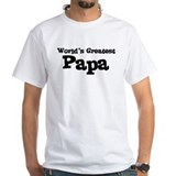 World's Greatest: Papa Shirt