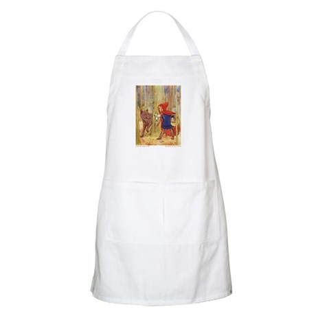  Tarrant's Red Riding Hood BBQ Apron