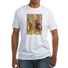 Tarrant's Red Riding Hood Shirt