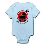 Pirate Poop Deck Onesie
