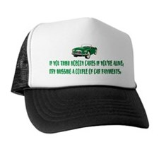 Car Payments Trucker Hat