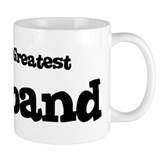 World's Greatest: Husband Small Mug