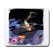 Fancy Koi Mousepad