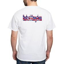UK Flag & Words Shirt