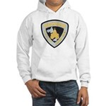 Madison Police Hooded Sweatshirt