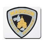 Madison Police Mousepad