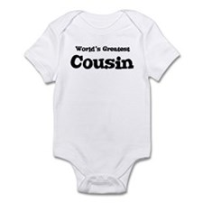World's Greatest: Cousin Onesie