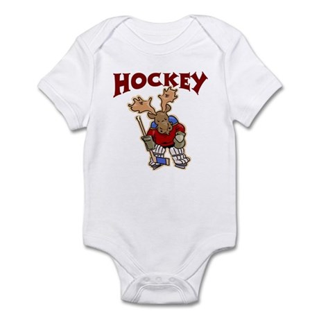 Hockey Infant Bodysuit