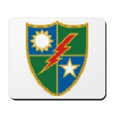 Regimental Crest.. Mousepad