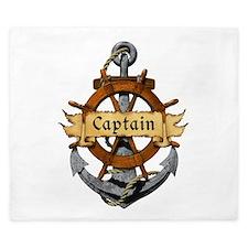 Captain and Anchor King Duvet