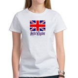 "UK Words & Flag ""Cretino"" Tee"