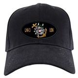 Black USS BELLEAU WOOD Cap 2