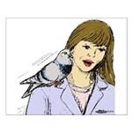 Pigeon Pal Small Poster