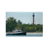 Anclote Key Lighthouse Rectangle Magnet (100 pack)