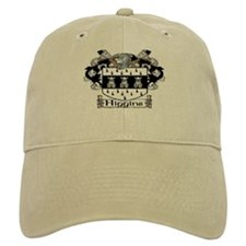 Higgins Coat of Arms Baseball Baseball Cap