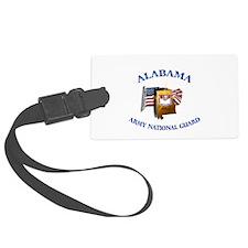 Alabama Army National Guard (ARNG) Luggage Tag