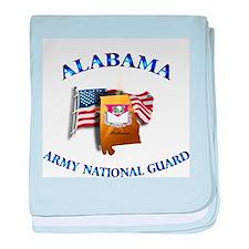 Alabama Army National Guard (ARNG) baby blanket