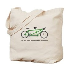 Life is a road Tote Bag