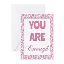 You Are Enough Greeting Cards (Pk of 10)