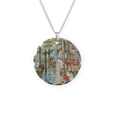 Grand Canal, Venice by Prend Necklace