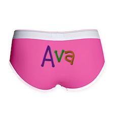 Ava Play Clay Women's Boy Brief