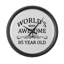 World's Most Awesome 85 Year Old Large Wall Clock
